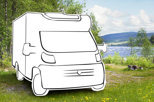 Autokredit für Wohnwagen und Wohnmobil