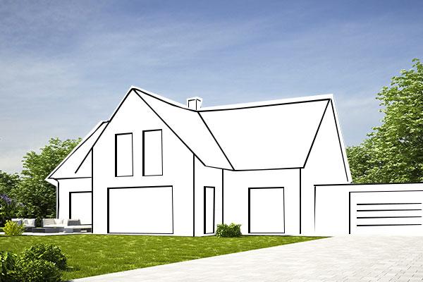 Immobilienkredit als Baufinanzierung